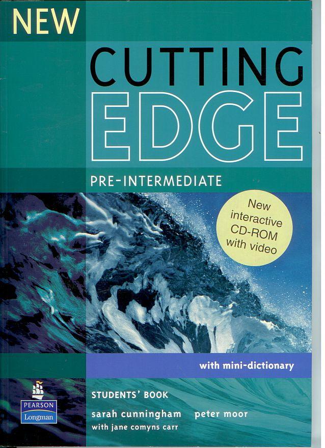 Учебник По Английскому Языку Cutting Edge New